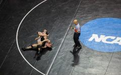 Wrestling sweeps at Iowa City Duals