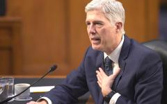 Custardo: Gorsuch's first decision turns out to be pro-death