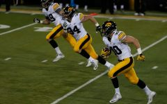 Iowa notebook: Gervase shines