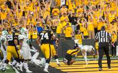 Faceoff against North Texas produces solid numbers for Hawkeyes