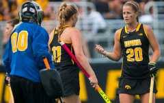 Eastern trip not kind to Iowa field hockey