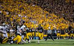Baumann: Night-game magic still alive at Kinnick Stadium