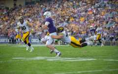 Predicting Hawkeye football​'s sack leader