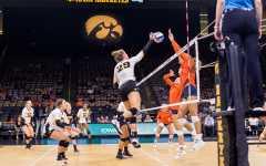 Volleyball vs. Illinois