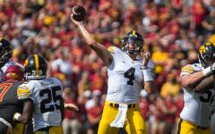 Stanley grows after first few starts as Hawkeyes QB