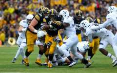 Iowa football prepares to take revenge on Northwestern