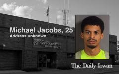Authorities request warrant to arrest Iowa City man on burglary charge