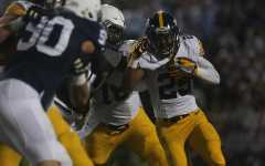 Column: The future of the Iowa running back is looking bright