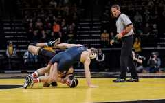 A Big Ten weekend away from home for Iowa wrestling