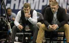 Changing faces emerge on the mat
