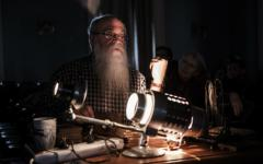 Magic lanterns share the magic of history