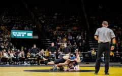Second half saves Iowa wrestling