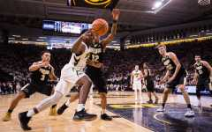 Hot shooting leads Boilermakers past Hawkeyes