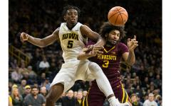 Iowa looks to get out of last place against Minnesota