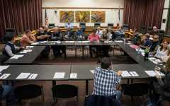 Council discusses new center and transportation possibilities
