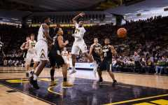Photos: Iowa men's basketball vs. Purdue