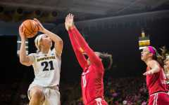 Hawkeyes stay hot, dismantle Badgers
