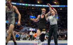 Photos: NCAA Wrestling Championships Session 1
