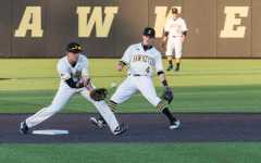 Eighth-inning magic propels Iowa over Evansville