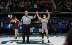 Photos: Big Ten Wrestling Day 2
