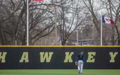 Photos: Iowa baseball vs. Saint Louis