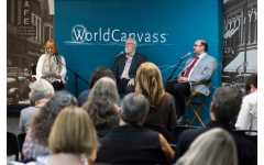 WorldCanvass hosts discussion on environmental policies and the future
