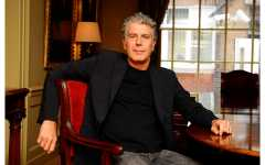 Wooden: Anthony Bourdain and America