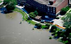 10 years later, the collective memory of the 2008 flood remains