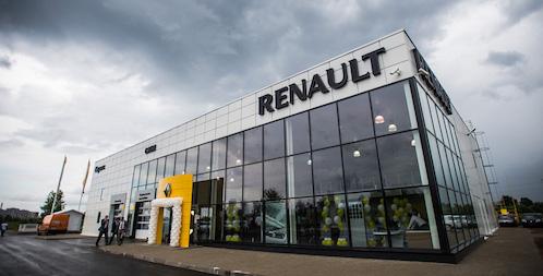 Квартальные продажи Renault в России рухнули почти на треть