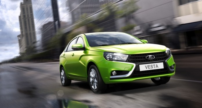 Owner Lada Vesta told the way to protect the car from theft