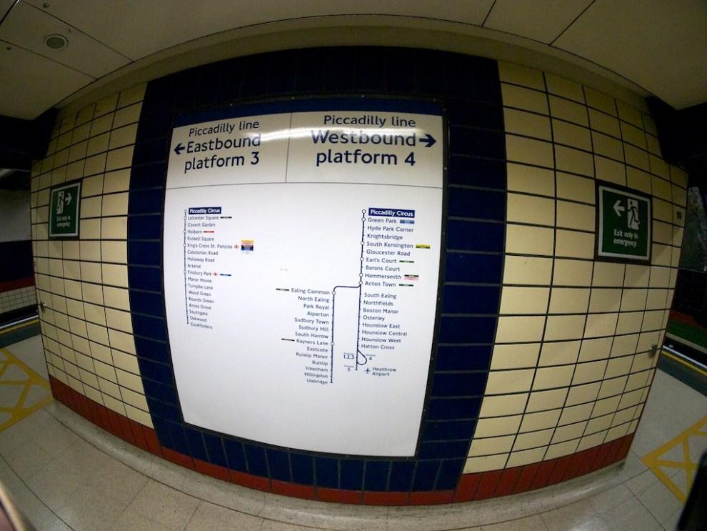 Two Platforms