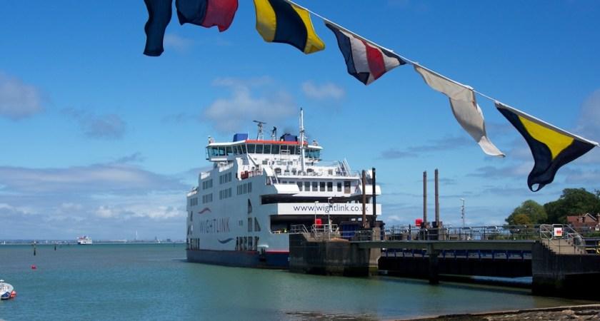 Ryde Ferry