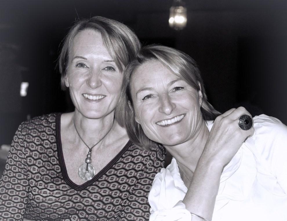 Fran & Karen