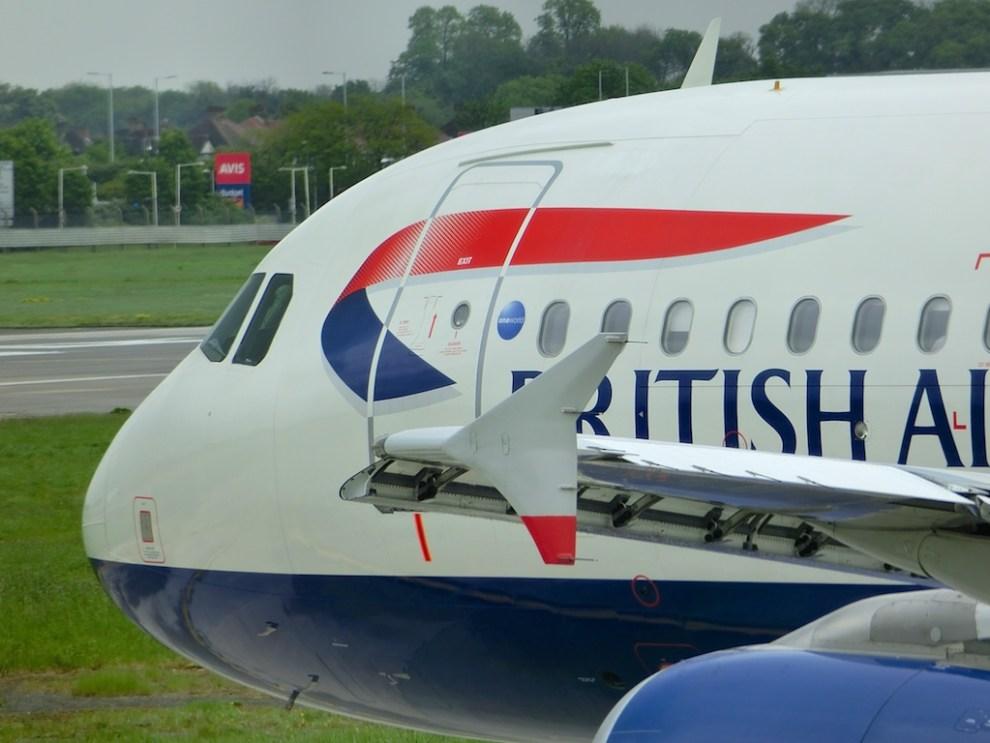 BA Shuttle