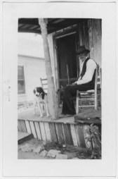 John Barker, ex-slave, Abilene Repository: Library of Congress Prints and Photographs Division Washington, D.C. 20540 USA