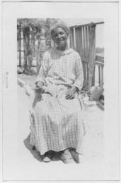 Rose Fay, ex-slave, Bracketville