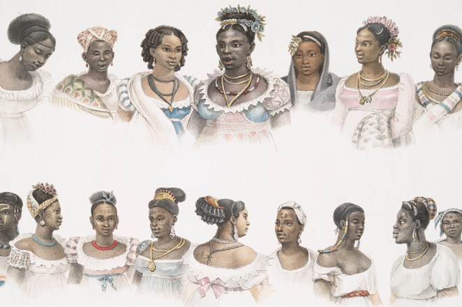 How women were allowed to marry women in Africa in the 1700s