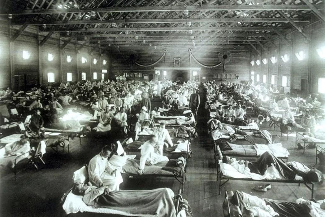flu pandemic thumbnail
