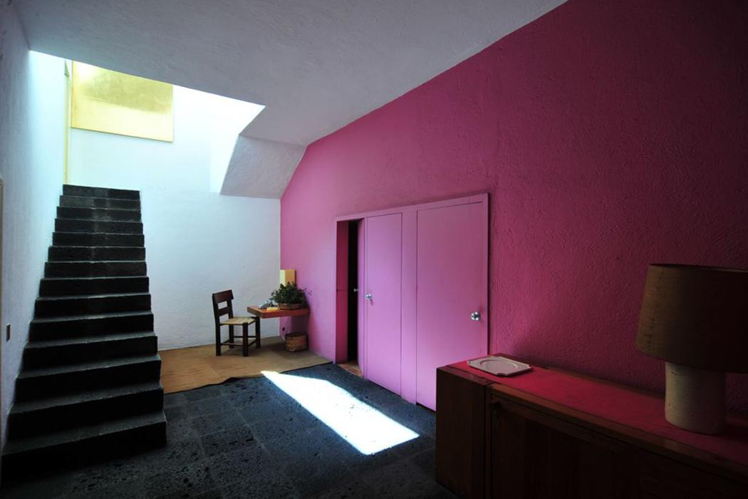 Casa Luis Barragn Sacred Space of Mexican Modernism  JSTOR Daily