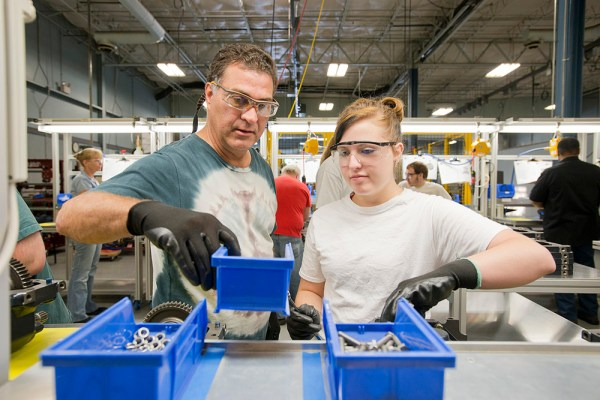 KCC seeks applicants for manufacturing training program