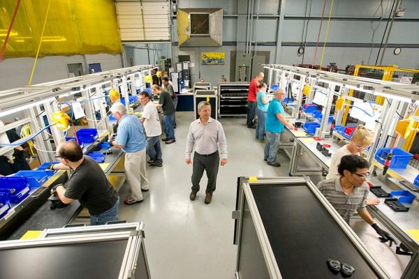 KCC seeks applicants for manufacturing training program