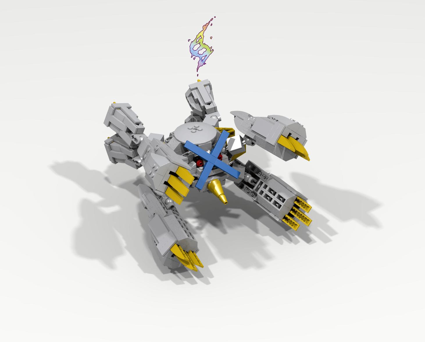 Creative Mind Creates LEGO Pokmon  PokCommunity Daily