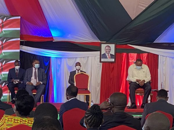 Why Ruto Didn't Attend the BBI Signatures Launch & What He Was Doing; Raila  Caught Off Guard by BBI Changes & Unsung Pokot Church Where Raila, Ruto  Sought Blessings - Daily Active