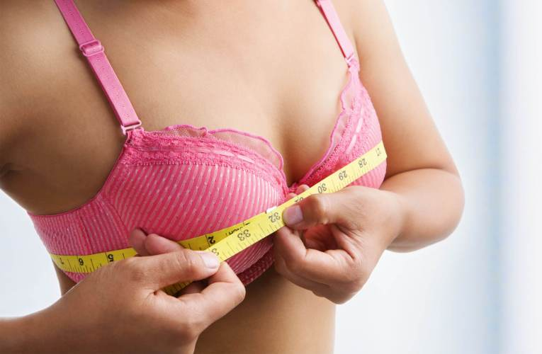 Less than 30% of women are satisfied with their breast size-more than 18,000 women accept breast satisfaction survey