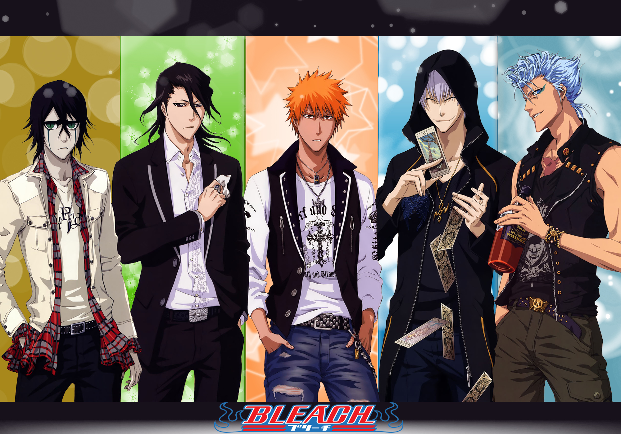 6 Popular Bleach Wallpapers Daily Anime Art