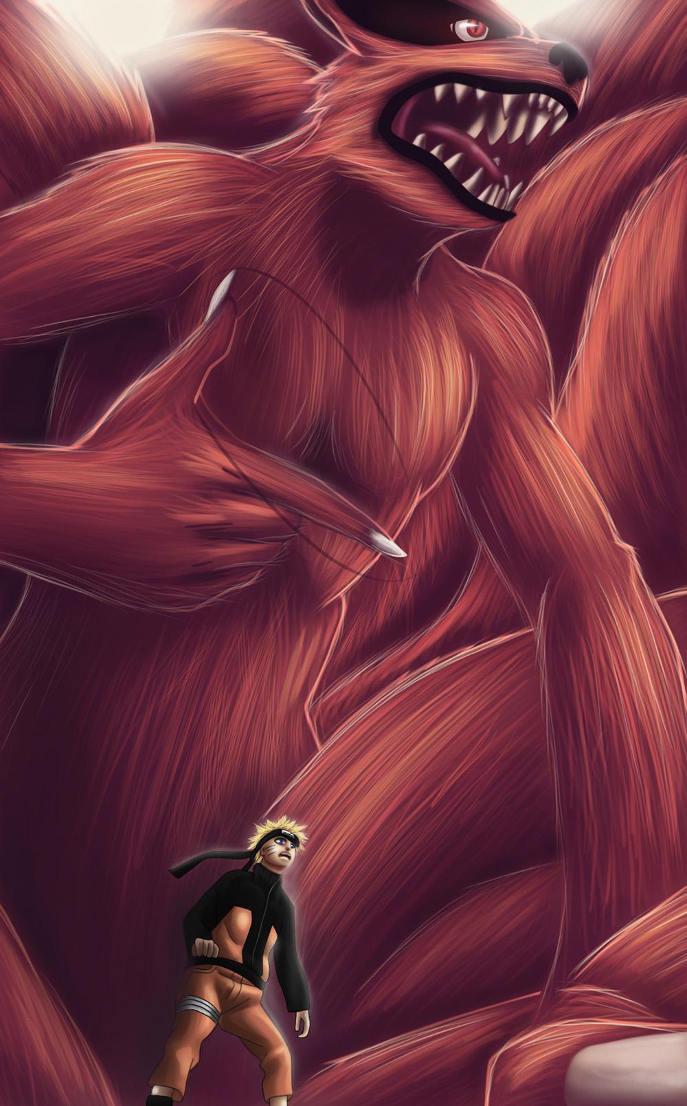 Ten-tails Revived Stop Tobi Naruto 594