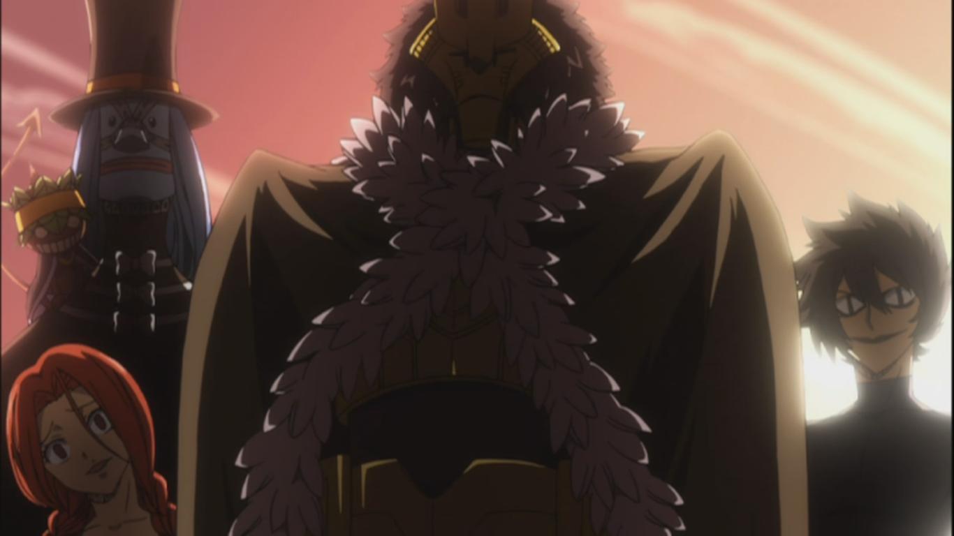 Sky Labyrinth Begins Fairy Tail 155 Daily Anime Art