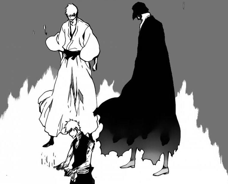 Ichigo's Two New Zangetsu's! Juha Bach And Hollow Ichigo