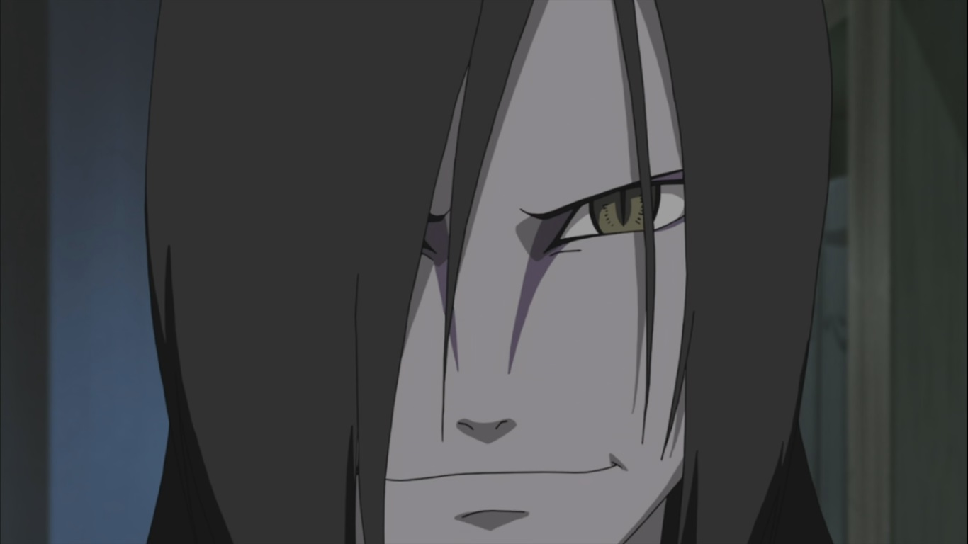 Orochimaru Death Bing Images