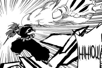 Renji uses Tail Hihiou